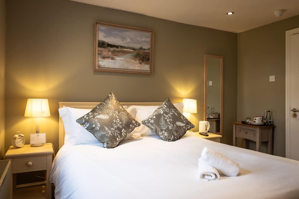 Standard szoba kétszemélyes ággyal, fürdőszobával - Kiemelt kép