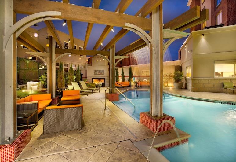 Hampton Inn & Suites Chattanooga/Downtown, צ'טנוגה, בריכה