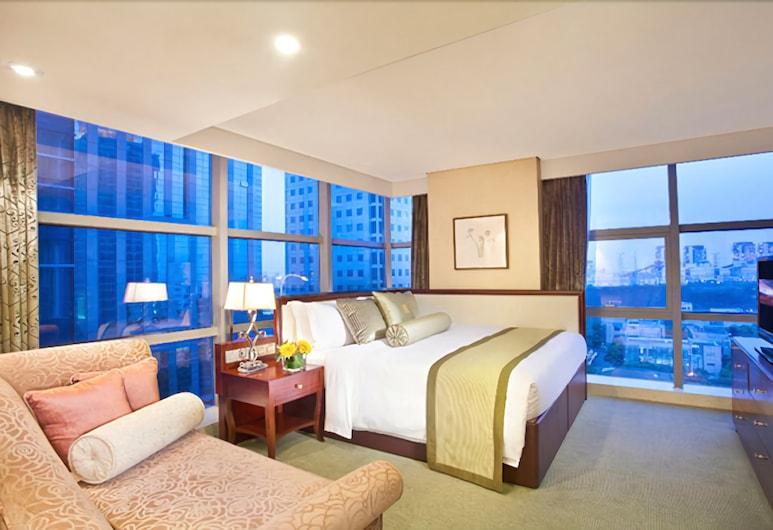 富豪會展公寓酒店, 上海市, 豪華開放式客房, 客房