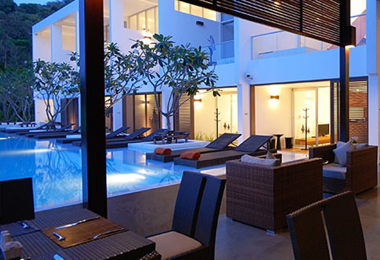 The Quarter Resort Phuket, Choeng Thale, Hotel Lounge