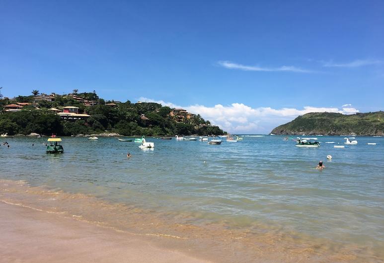 Pousada Calmaria, Buzios, Spiaggia