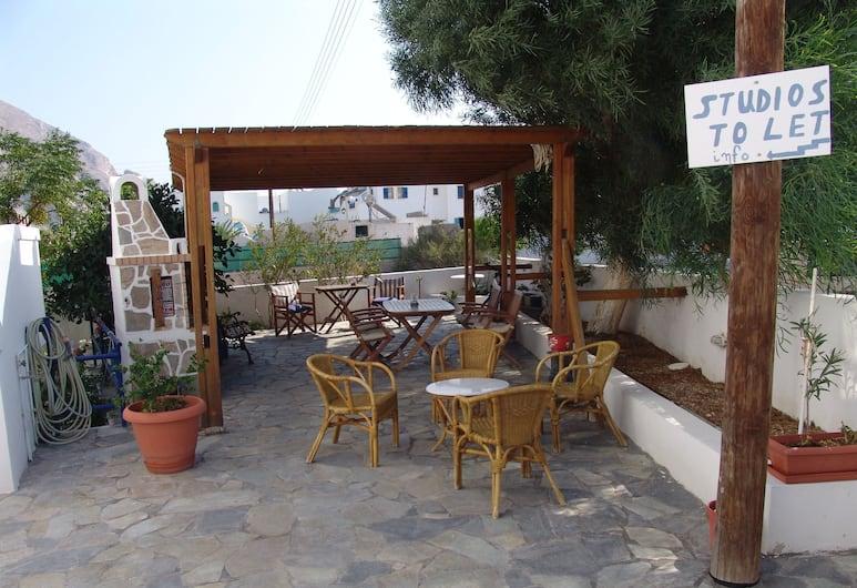 Nefeli Villa, Santorini, Terrace/Patio