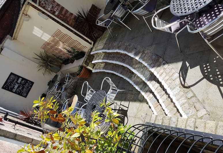 The Globe Inn, Aberdeen, Terrace/Patio