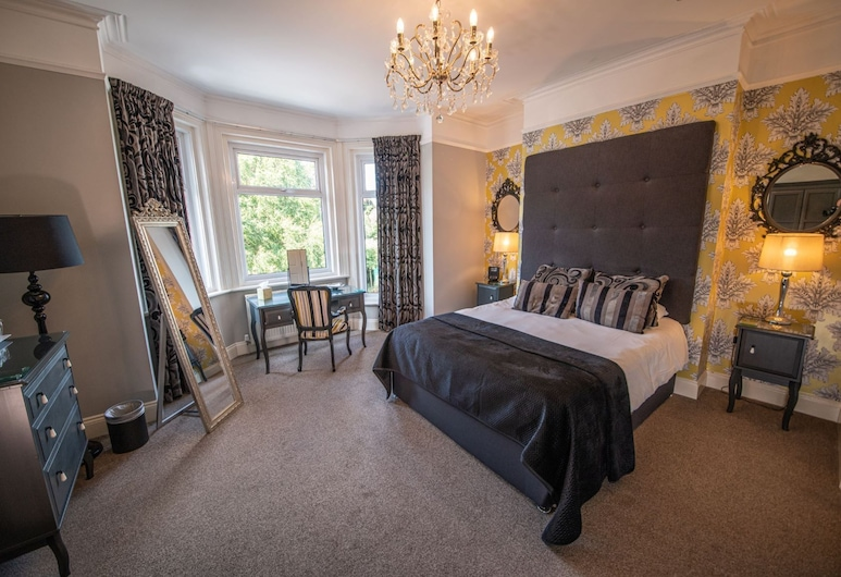 Amarillo, Bournemouth, Luxury Double Room, Ensuite, Guest Room