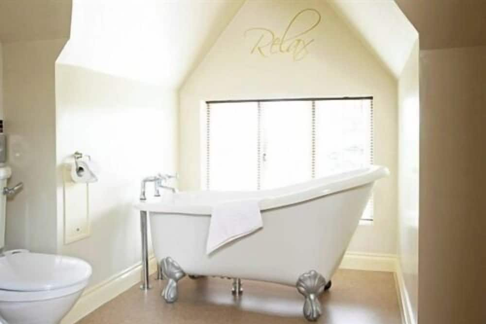 Doppelzimmer, mit Bad (Master) - Badezimmer