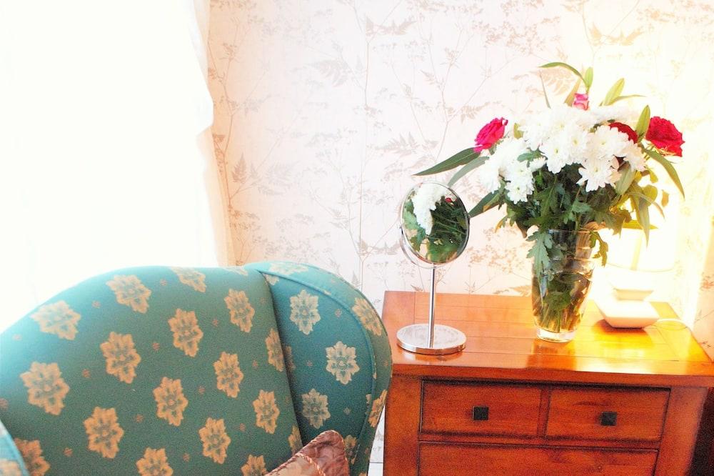 슈피리어 더블룸 - 거실 공간