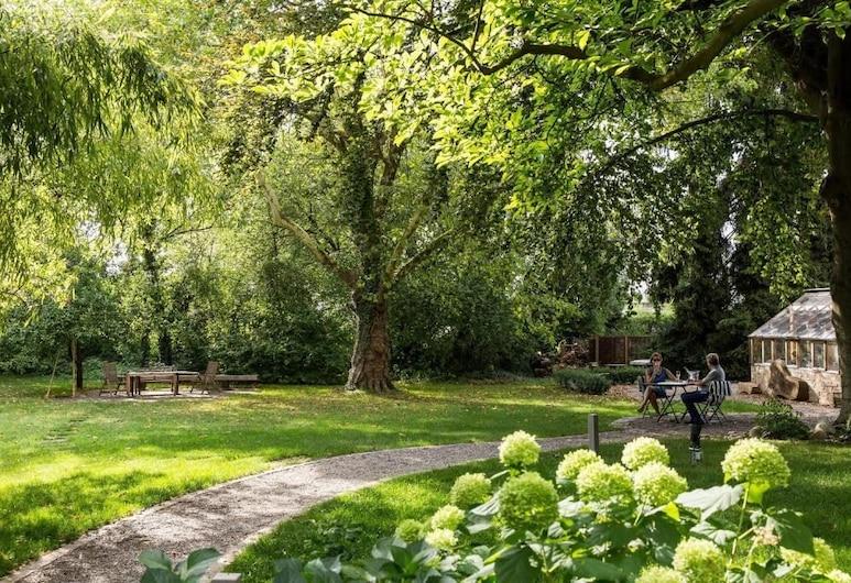 Alte Post, Muellheim, Garden