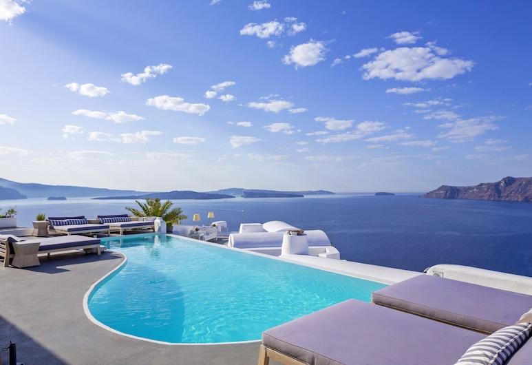 Katikies Santorini - The Leading Hotels Of The World, Santorini, Infinity Pool