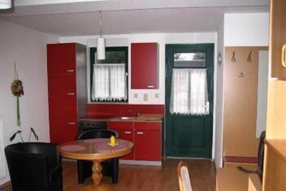 Apartment for 2 people - 客房餐飲服務