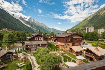 Image de Chalet-Hôtel Hermitage, The Originals Relais (Hotel-Chalet de Tradition) à Chamonix-Mont-Blanc