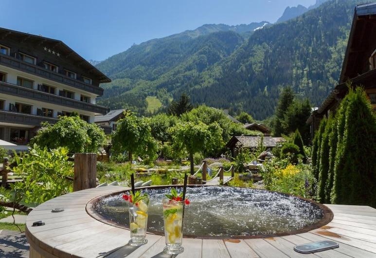Chalet-Hôtel Hermitage, The Originals Relais (Hotel-Chalet de Tradition), Chamonix-Mont-Blanc