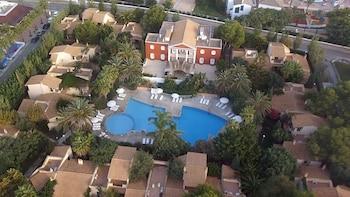 休塔德利亞德梅諾爾卡普韋布洛米諾奎公寓酒店的圖片