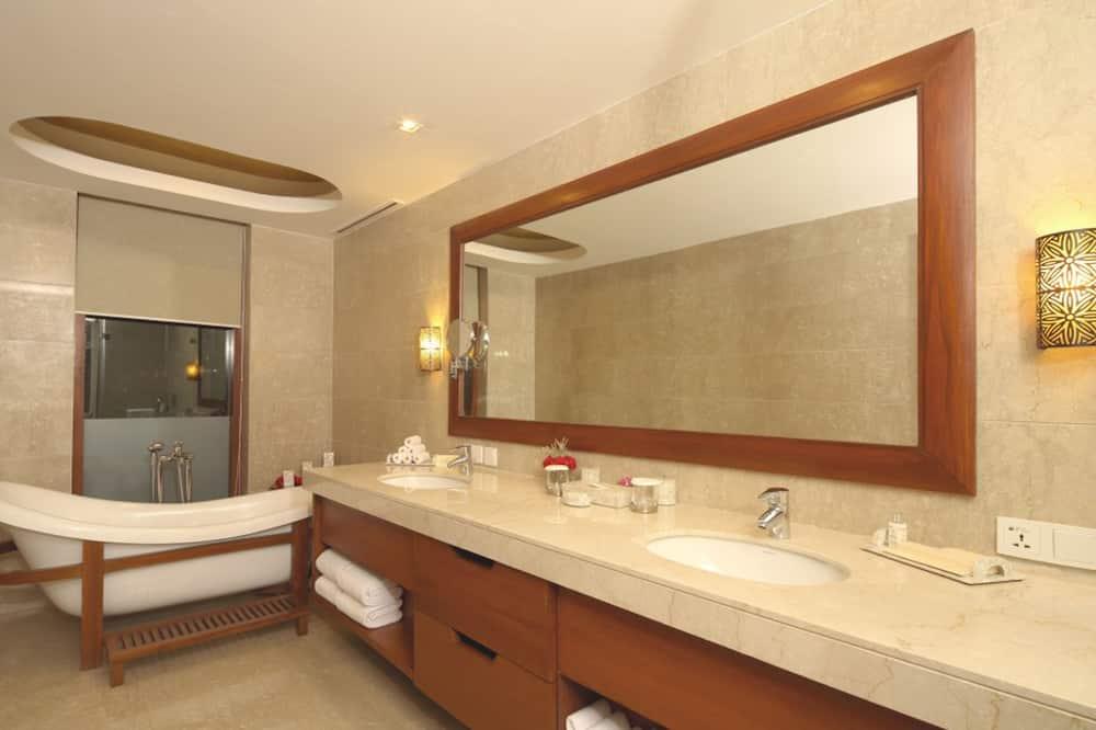 Executive-Suite - Badezimmer