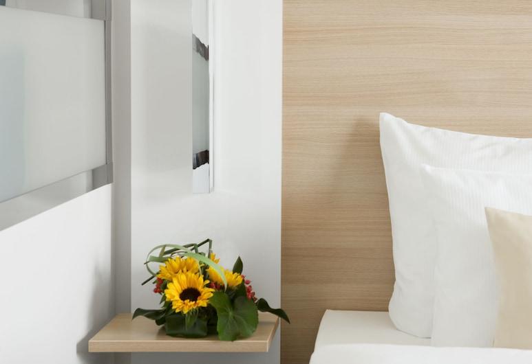 貝斯特韋斯特普拉斯歡迎法蘭克福飯店, 法蘭克福, 高級客房, 2 張單人床, 客房
