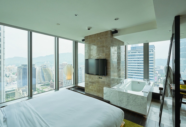 W Taipei, Taipei, Fantastic Room, 1 King Bed, Guest Room
