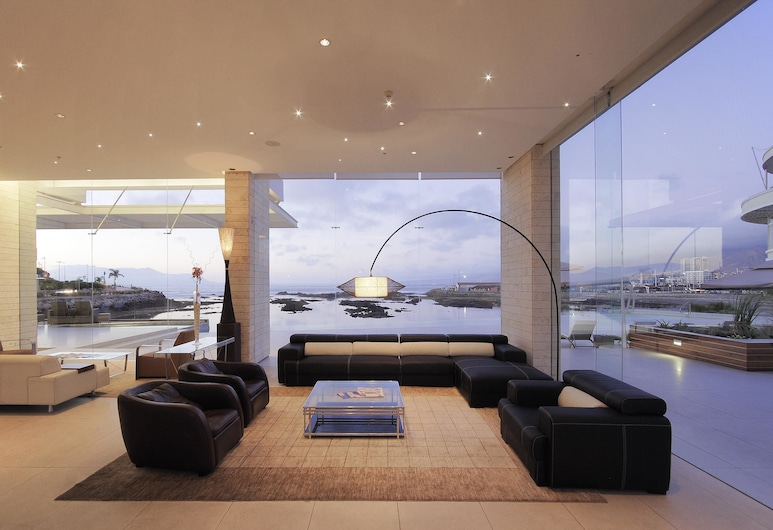 Terrado Suites Antofagasta, Antofagasta, Lounge do Lobby