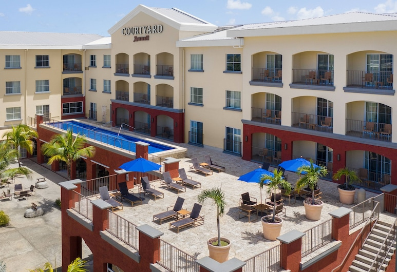Courtyard by Marriott Bridgetown, Barbados, Hastings, Πισίνα