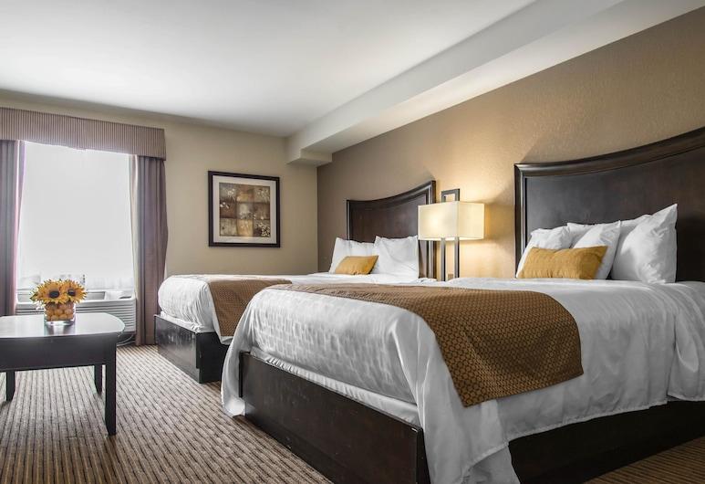 Mainstay Suites Winnipeg, Winnipeg, Suite, Mehrere Betten, Nichtraucher, Zimmer