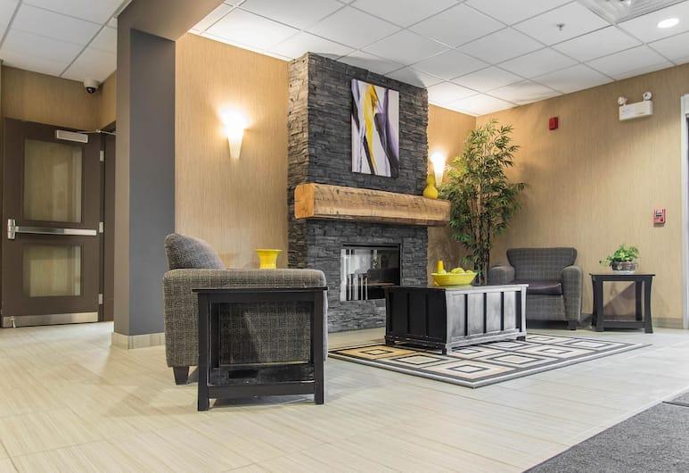 Mainstay Suites Winnipeg, Winnipeg, Lobby