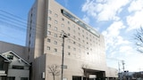 Hotell i Aizuwakamatsu