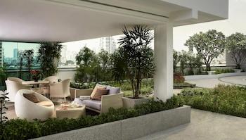 曼谷曼谷阿瑪麗公寓酒店的圖片