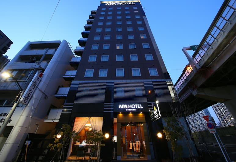 日本橋濱町站南 APA 酒店, 東京