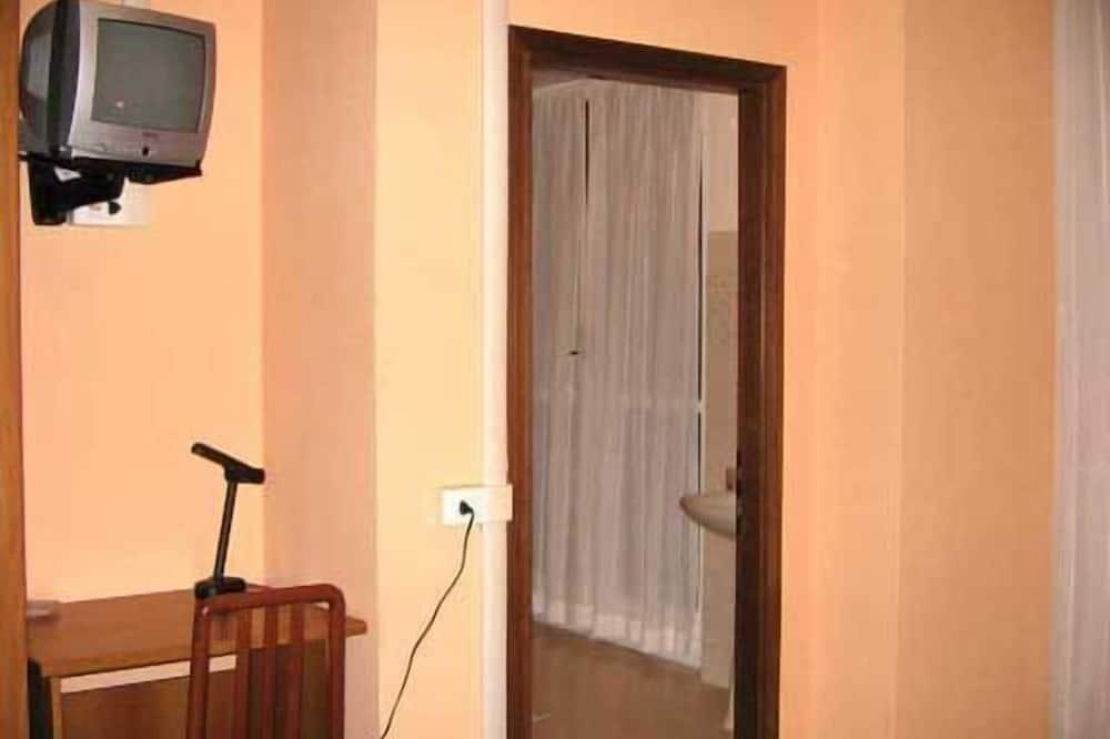 Yhden hengen huone - Oleskelualue