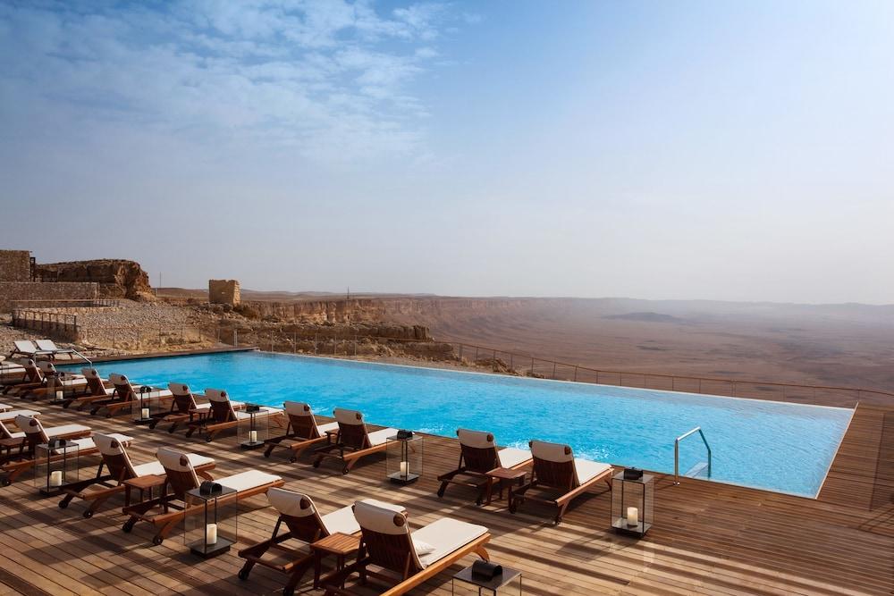 Beresheet Hotel Mitzpe Ramon