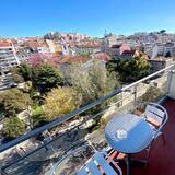 Habitación superior con 1 cama doble o 2 individuales, balcón (and Refrigerator) - Balcón