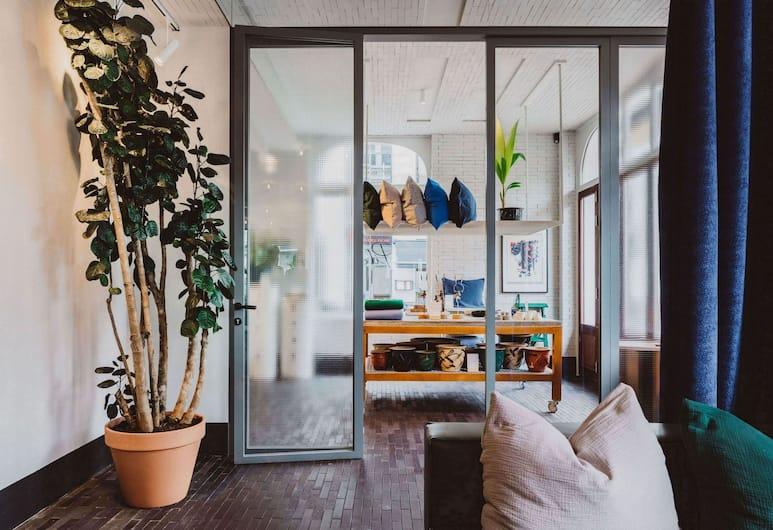 Hotel Pilar, Antwerp, Oturma Alanı