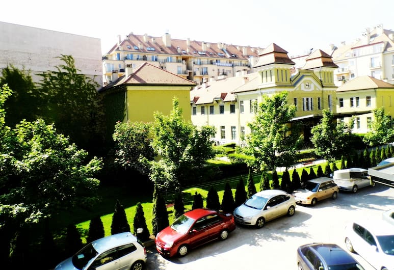 Budapest Budget Hostel, Budapest, View from Hotel