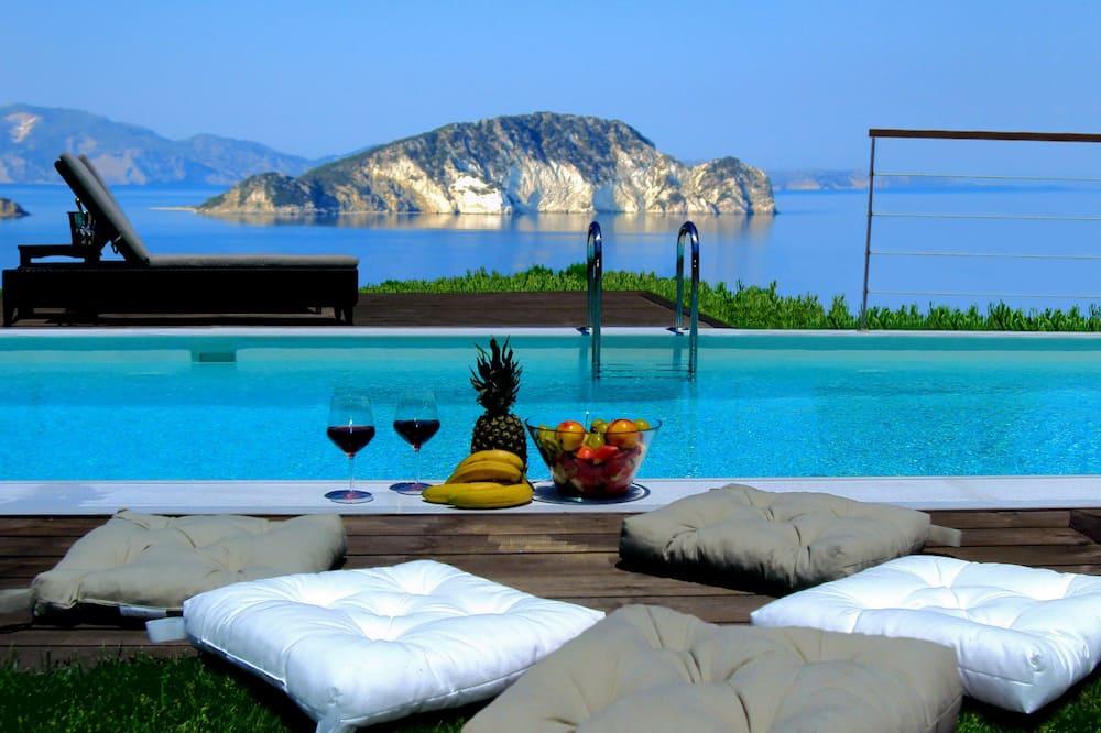 Villa Executive - 3 sovrum - privat pool - havsutsikt - Utsikt från rummet