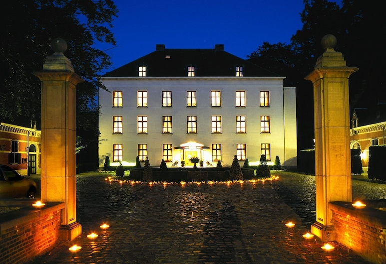 Hotel Kasteel Solhof, Aartselaar, Lobby