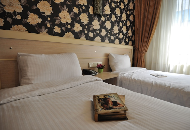 迷你富亞酒店, 伊士麥, 單人房, 客房