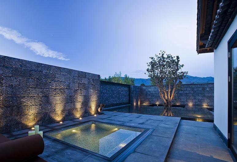 Pullman Lijiang Resort and Spa, Lijiang, Deluxe Villa, 1 Yatak Odası, Açık Yüzme Havuzu