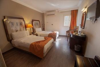 Bild vom Zayed Hotel in Giza