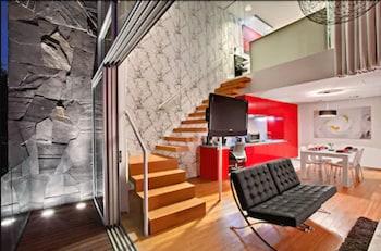 תמונה של Filadelfia Suites Hotel Boutique במקסיקו  סיטי