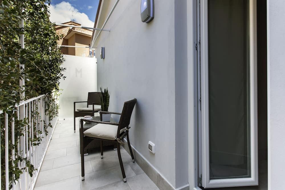 Suite, terraza - Balcón