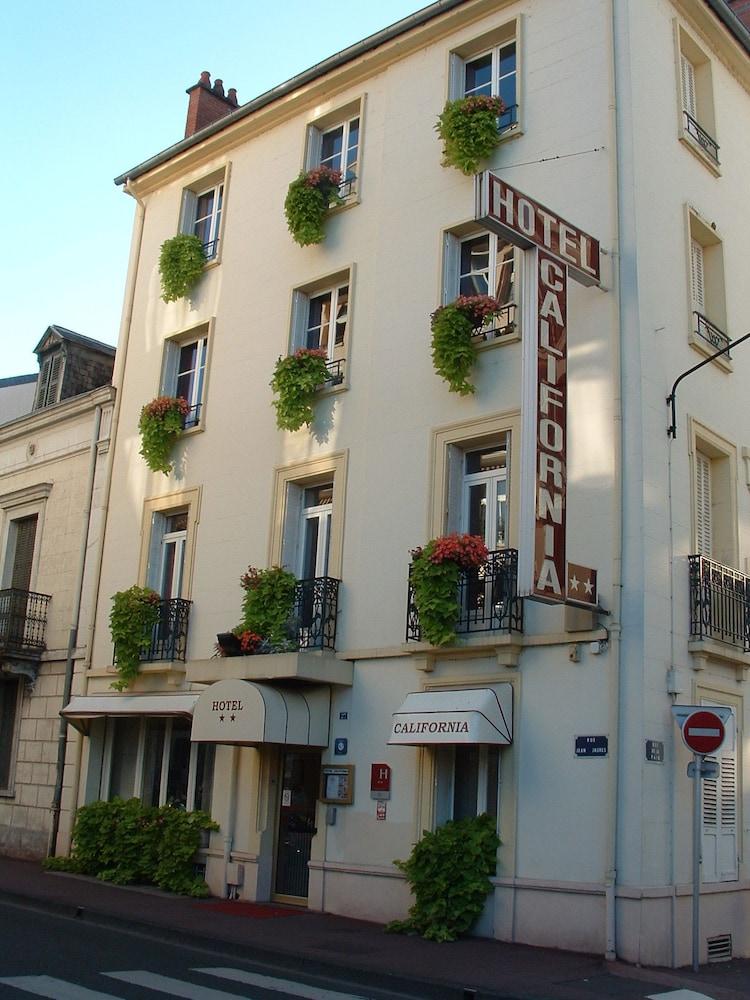 Hôtel California, Vichy