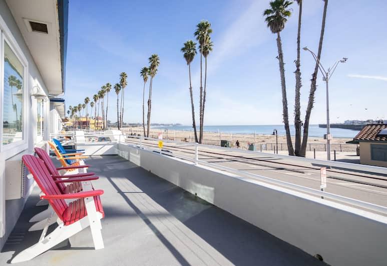 Beach Street Inn and Suites, Santa Cruz, Otelin Önü