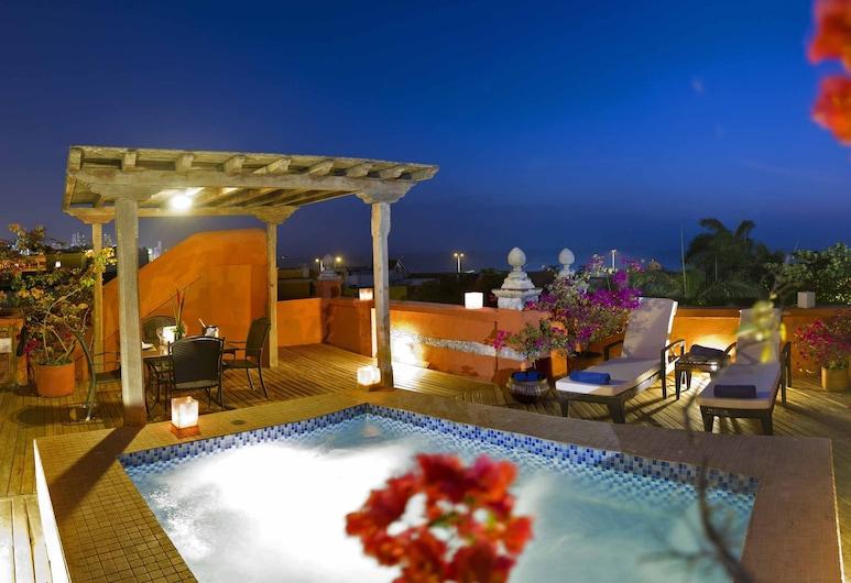 Casa Pestagua Relais Châteaux, Cartagena, Outdoor Pool