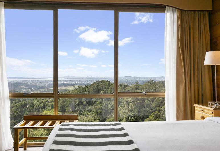 Waitakere Resort & Spa, Waiatarua, Apartmán, výhled do zahrady (Spa), Pokoj