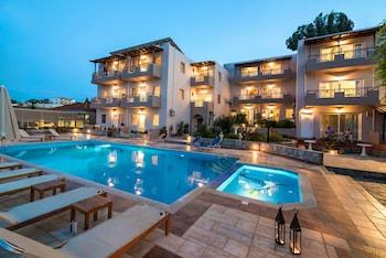 Fotografia do Irida Hotel Apartments em Malevizi