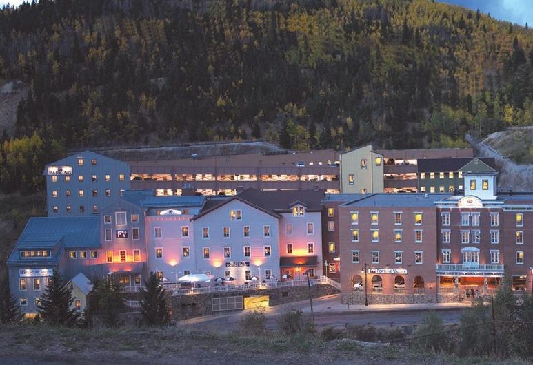 Grand Z Casino Hotel, City Tengah