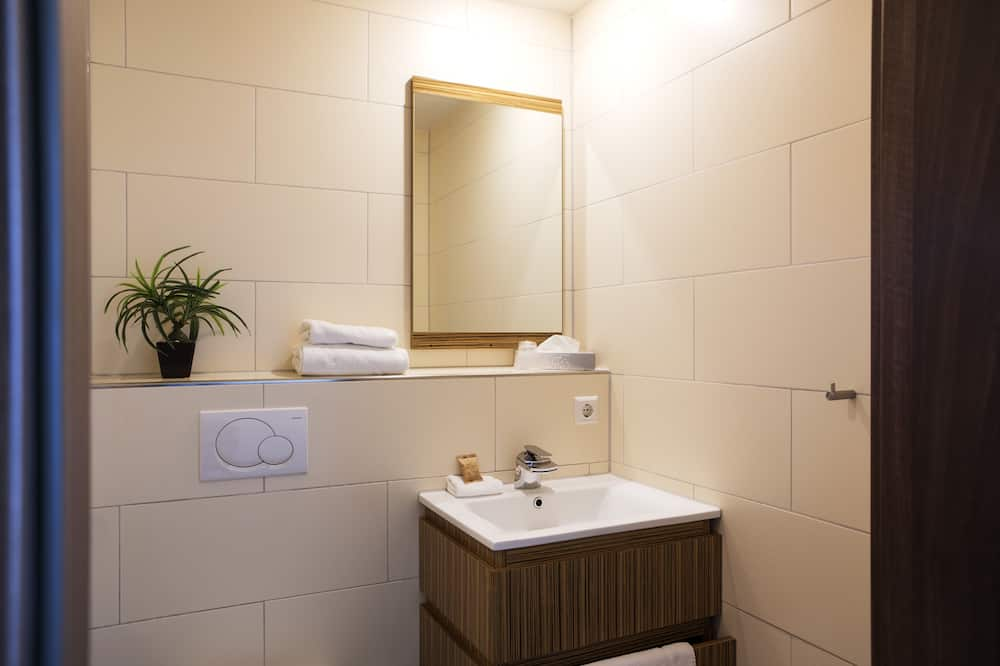 單人房 - 浴室洗手盤