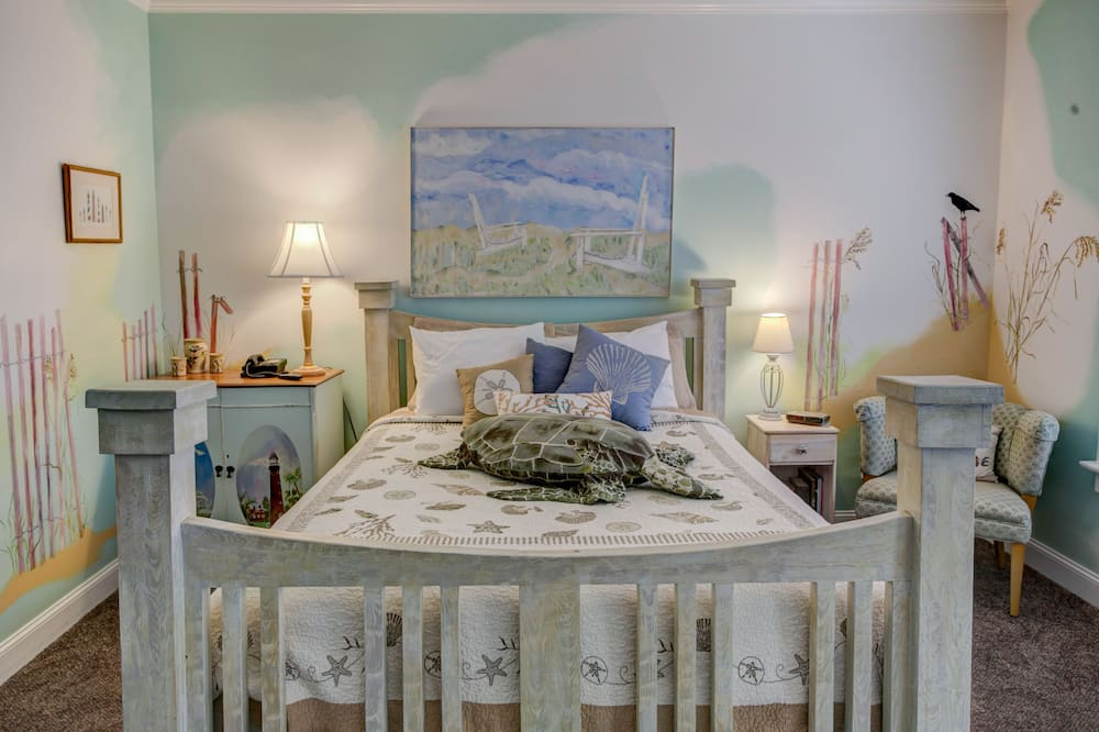 Quarto Deluxe, 1 cama queen-size, Banheira de Hidromassagem - Quarto