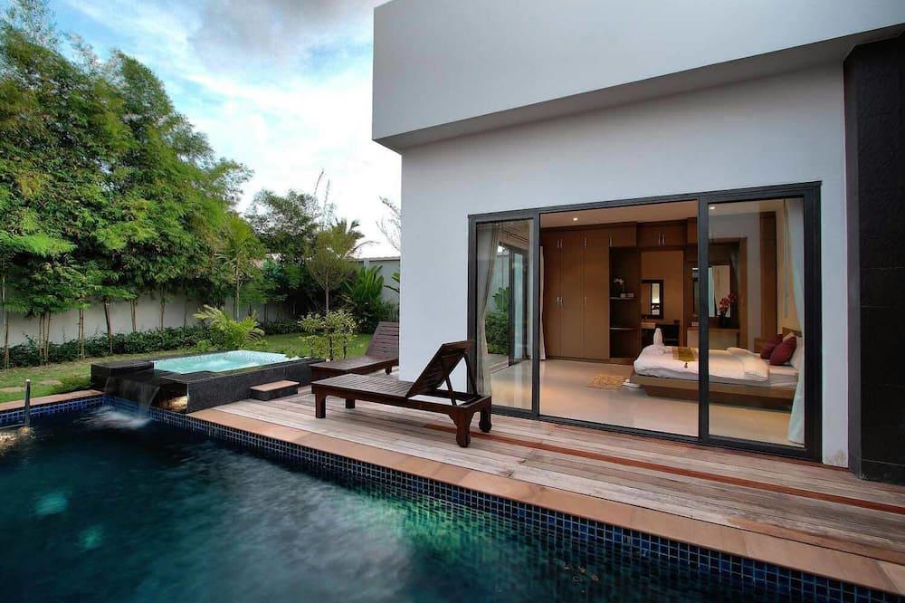 2 bedroom pool villa - 전용 수영장