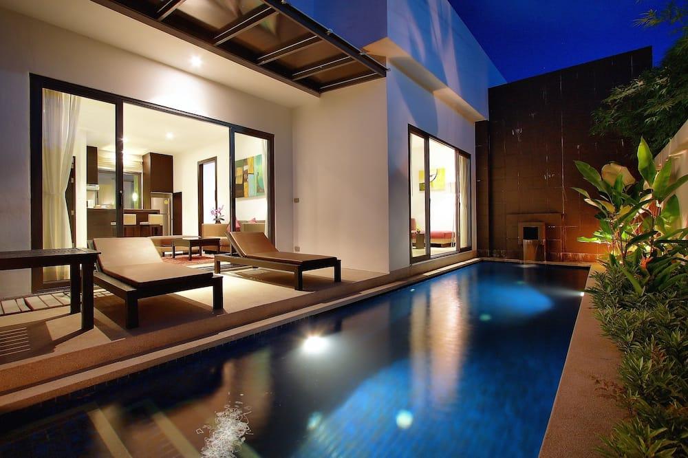 1 bedroom pool villa - 전용 수영장