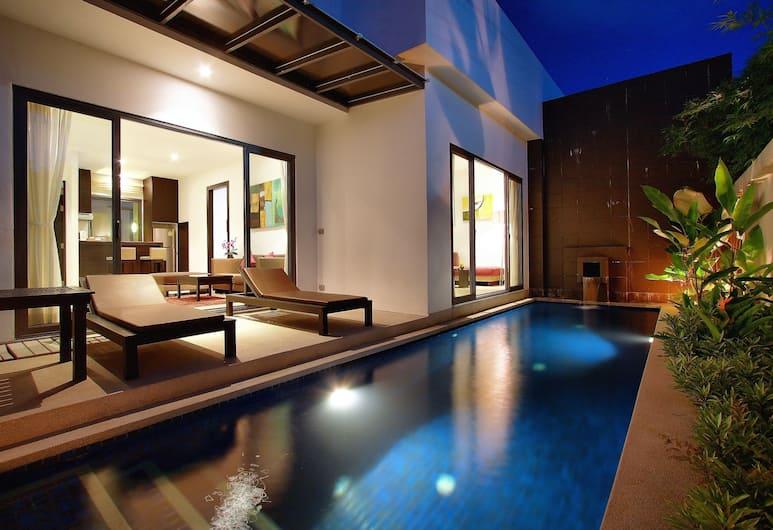 씨스톤 프라이빗 풀 빌라스, Choeng Thale, 1 bedroom pool villa