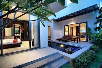 承塔萊希史東私人泳池別墅酒店的圖片